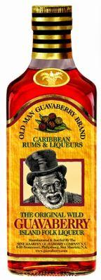 Old Man Guavaberry Liqueur Guavaberry
